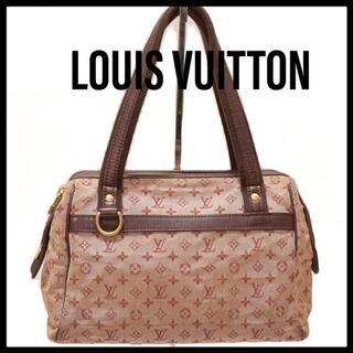 LOUIS VUITTON - LOUIS VUITTON ルイヴィトン ジョゼフィーヌ バック ハンドバッグ