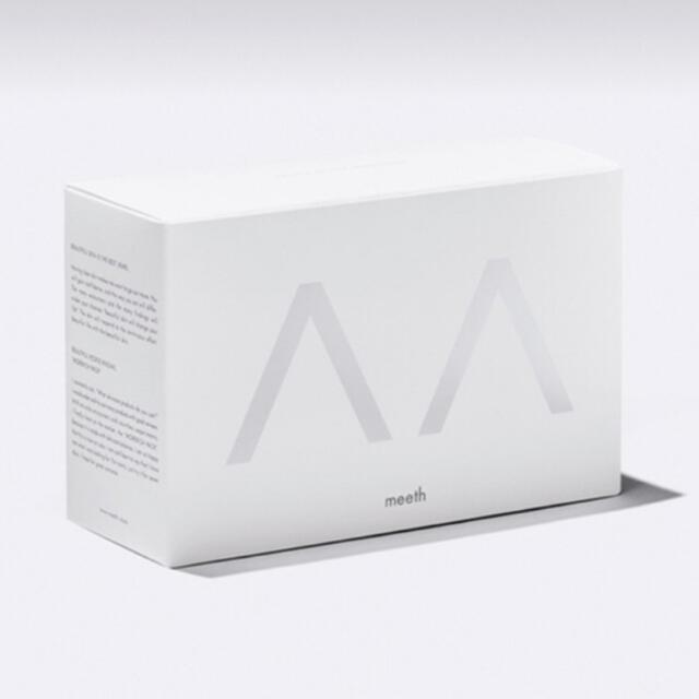 meeth 炭酸パック モアリッチパック5箱 コスメ/美容のスキンケア/基礎化粧品(パック/フェイスマスク)の商品写真