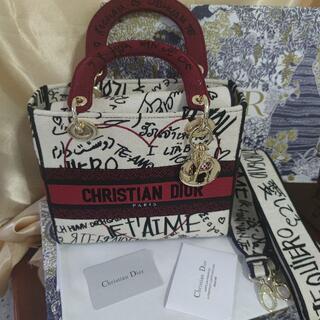 Christian Dior - diorレディディオールハンドバッグミディアム
