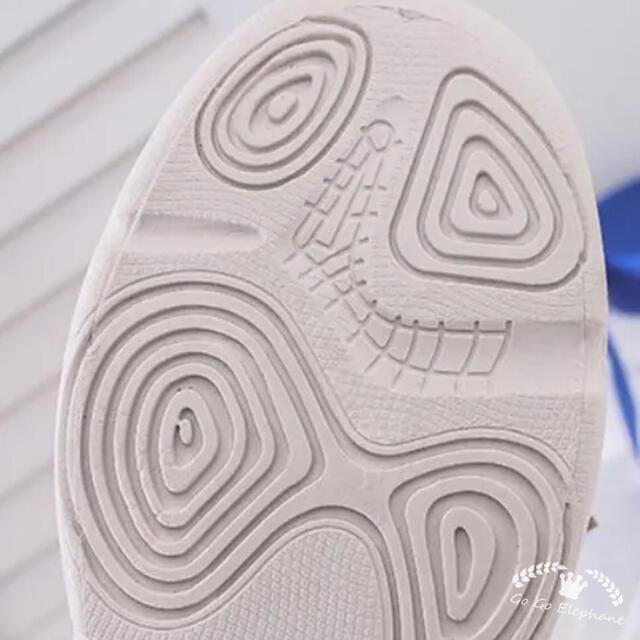 スニーカー女子必見♡ 厚底 スニーカー ダッドシューズ  カジュアル レディースの靴/シューズ(スニーカー)の商品写真