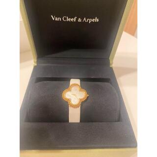 Van Cleef & Arpels - アルハンブラ スモールモデル ウォッチ ヴァンクリーフアンドアーペル 腕時計