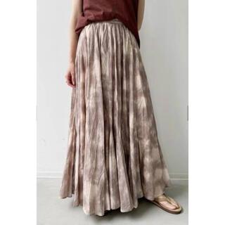 L'Appartement DEUXIEME CLASSE - アパルトモン【MARIHA/マリハ】Gather Skirt ギャザースカート