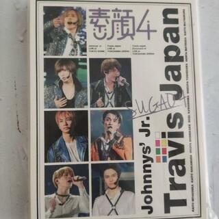 素顔4 TravisJapan盤 DVD