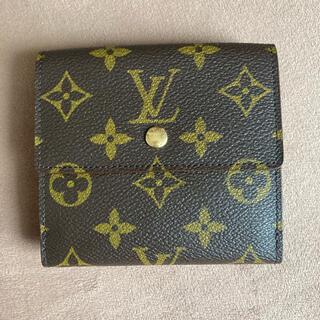 LOUIS VUITTON - ルイヴィトン  モノグラム 折り財布