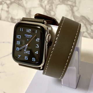 エルメス(Hermes)のApple Watch HERMES series3 38mm(その他)