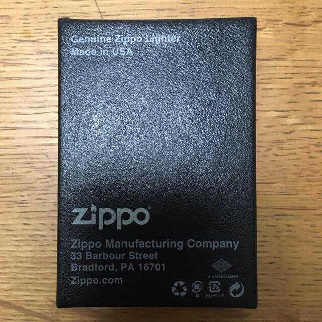 ZIPPO(ジッポー)のジッポ メンズのファッション小物(タバコグッズ)の商品写真