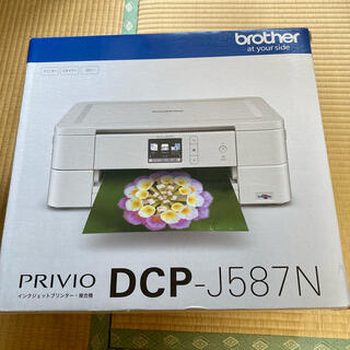 brother - brother DCP-J587N 未使用品