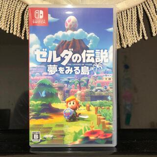 Nintendo Switch - 【美品】ゼルダの伝説 夢をみる島 Switch