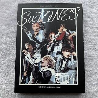 ★素-顔-4 DVD SixTONES盤 3枚組 即日発送