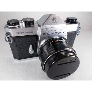 PENTAX - 完動品 即撮影可能 フィルムカメラ Pentax SP f/1.8 R268