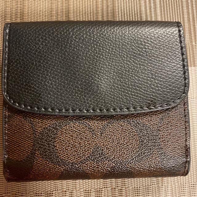 COACH(コーチ)のCOACH 二つ折り財布 F53837 メンズのファッション小物(折り財布)の商品写真