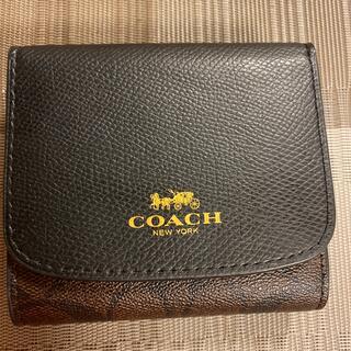 COACH - COACH 二つ折り財布 F53837