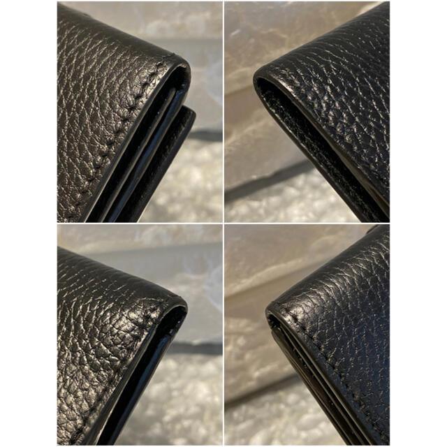 Gucci(グッチ)の人気デザイン❣️GUCCI グッチ インターロッキング ダブルG 二つ折り財布 メンズのファッション小物(折り財布)の商品写真