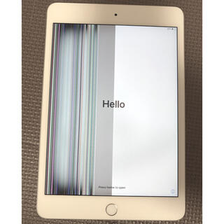 iPad - Apple iPad mini 5 64GB シルバー Wi-Fi  ジャンク品