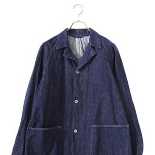 COMOLI - 【新品未使用サイズ2】COMOLI 21AW デニムワークジャケット
