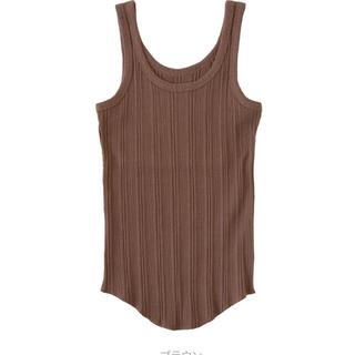 シールームリン(SeaRoomlynn)のシールームリン ベーシックタンクプラス(Tシャツ(半袖/袖なし))