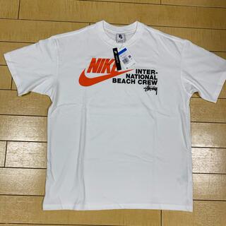ステューシー(STUSSY)のナイキ×ステューシー Nike×Stussy 半袖Tシャツ(Tシャツ/カットソー(半袖/袖なし))