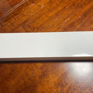 アップルウォッチ(Apple Watch)のApple Watch Series 6(GPSモデル) 44mmブルー 未開封(その他)