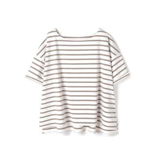グレイル(GRL)のGLR   ボーダートップス(Tシャツ/カットソー(半袖/袖なし))
