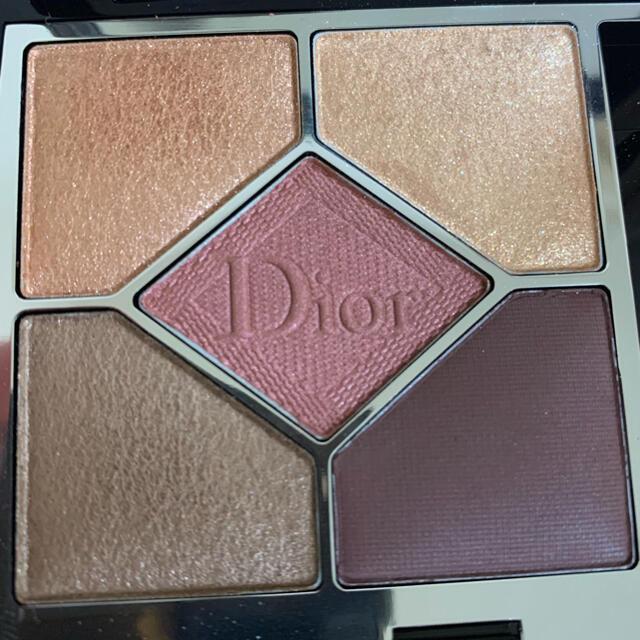 Dior(ディオール)のDior サンククルール クチュール_ 689 ミッツァ_美品 コスメ/美容のベースメイク/化粧品(アイシャドウ)の商品写真