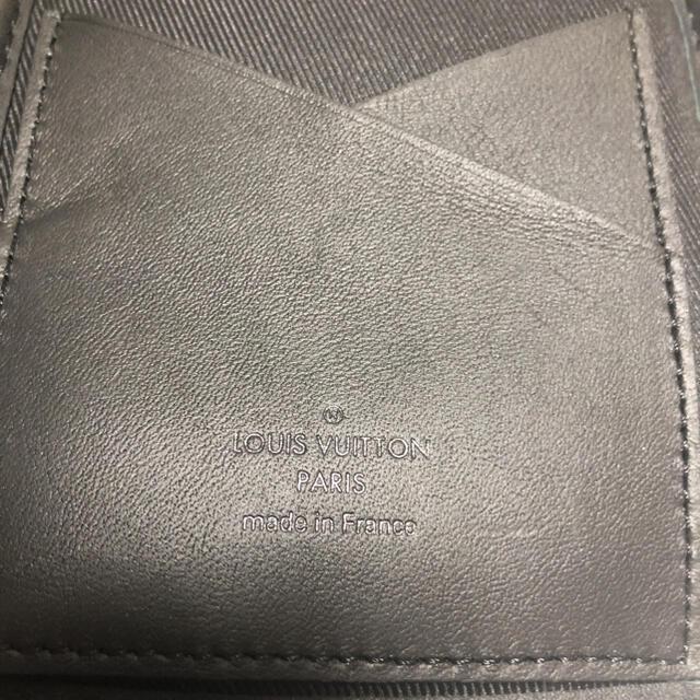 LOUIS VUITTON(ルイヴィトン)のダブルフォンポーチ エクリプス ルイヴィトン メンズのバッグ(ショルダーバッグ)の商品写真