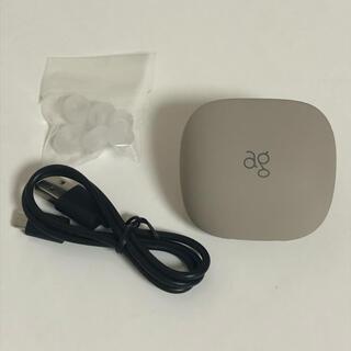 エージー(AG)のag TWS03R クリーム エージー ワイヤレスイヤホン(ヘッドフォン/イヤフォン)