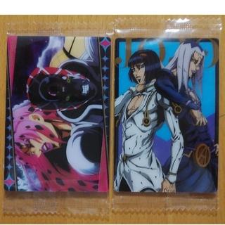 集英社 - ジョジョの奇妙な冒険 ウエハース2 カード
