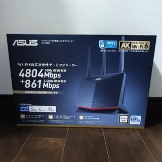 ASUS - 新品 ゲーミング無線LANルーター RT-AX86U