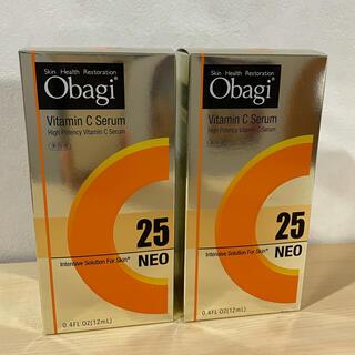 Obagi - 新品未開封Obagi ( オバジ ) C25 セラムNEO12ml  2個セット