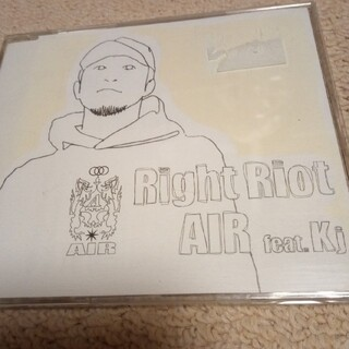 Right Riot/AIR feat.Kj(ポップス/ロック(邦楽))