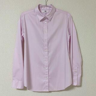 UNIQLO - カッターシャツ ピンク