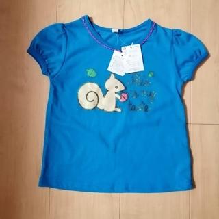 西松屋 - りすTシャツ 100cm