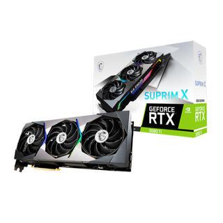 【新品・未開封】GeForce RTX 3080 Ti SUPRIM X 12G