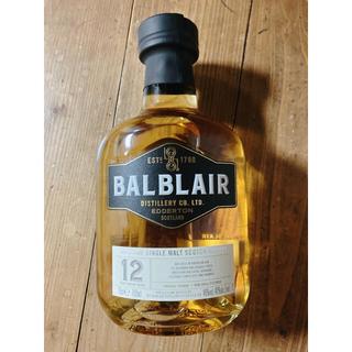 BALBLAIR 12年 バルブレア(ウイスキー)