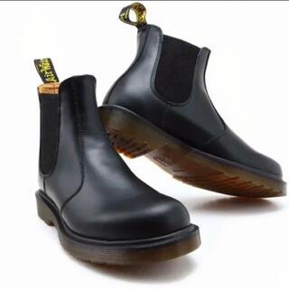 ドクターマーチン(Dr.Martens)のドクターマーチン サイドゴア ブーツ UK7 ブラック(ブーツ)