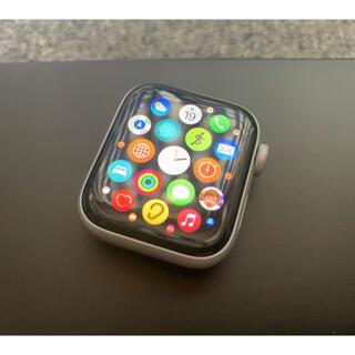 アップルウォッチ(Apple Watch)のApple Watch SE NIKE セルラーモデル バッテリー100%(その他)