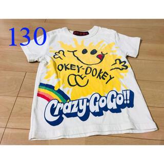 ジャム(JAM)の*クレイジーゴーゴー*Tシャツ カットソー 130(Tシャツ/カットソー)