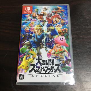 Nintendo Switch - 大乱闘スマッシュブラザーズ SPECIAL Switch 新品未開封