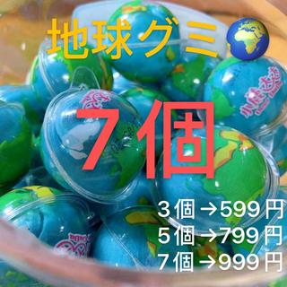 DaDa地球グミ7個(菓子/デザート)