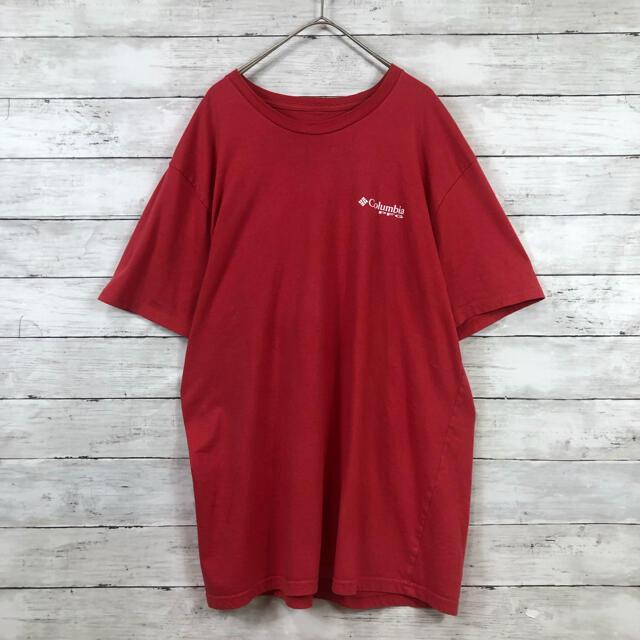 Columbia(コロンビア)の【90.s コロンビア】アニマル柄プリントバックプリントブラックバス Tシャツ メンズのトップス(Tシャツ/カットソー(半袖/袖なし))の商品写真