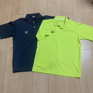 ミズノ(MIZUNO)のMIZUNO ポロシャツ ゲームシャツ(ウェア)