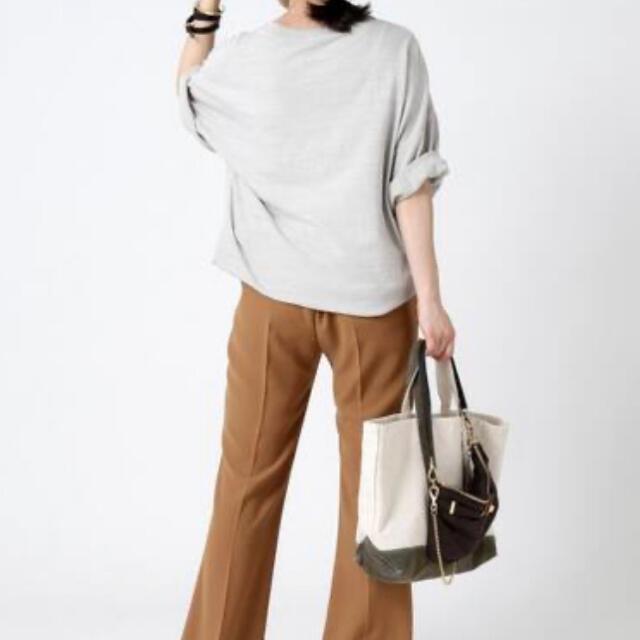 DEUXIEME CLASSE(ドゥーズィエムクラス)の【SITA PARANTICA/シータパランティカ】 キャンバストートバッグ M レディースのバッグ(トートバッグ)の商品写真