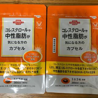 大正製薬 - 中性脂肪やコレステロールが気になる方のタブレット 2袋