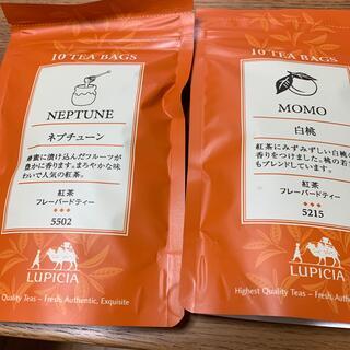 ルピシア(LUPICIA)のルピシアのフレーバーティー 2種類(茶)
