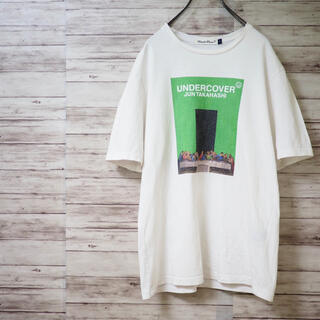 UNDERCOVER - UNDERCOVER 18AW Last Supper Monolith Tee
