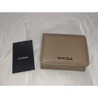 EMODA - EMODA 三つ折財布