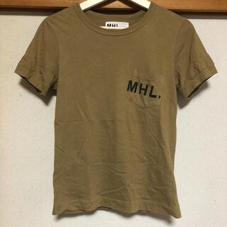 MARGARET HOWELL - 最終価格!MHL Tシャツ レアカラー