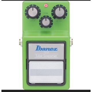 新品未使用 IBANEZ TS9 ギターエフェクター(エフェクター)