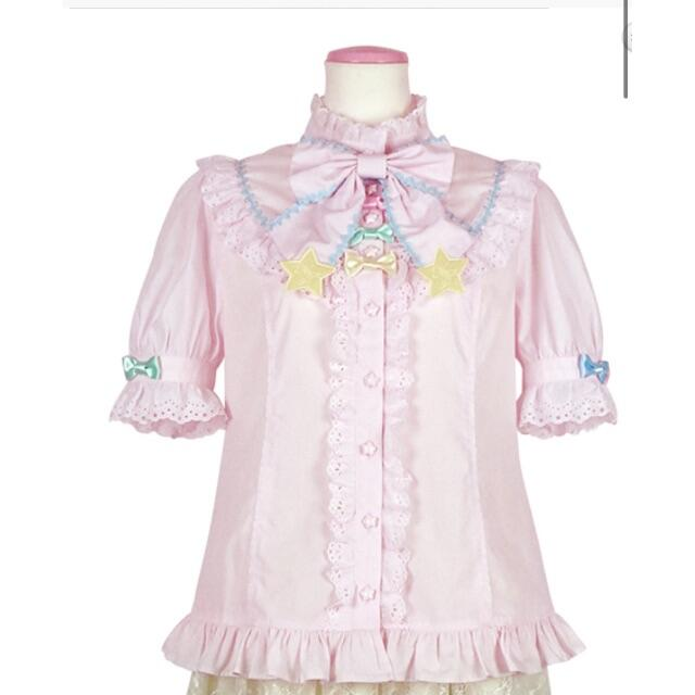 Angelic Pretty(アンジェリックプリティー)のribbon様専用 レディースのトップス(シャツ/ブラウス(半袖/袖なし))の商品写真