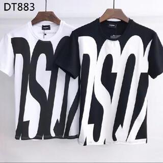 ディースクエアード(DSQUARED2)のDSQUARED2 DT 883 2着9100円半袖Tシャツ (Tシャツ/カットソー(半袖/袖なし))